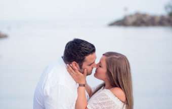 Scarborough Bluffs Engagement Photos - Nicole & Jamie