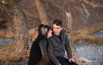 Newcastle Engagement Photography - Kathleen & Adam
