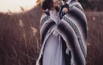 Intimate Winter Wedding Inspo - Wes & Catherine