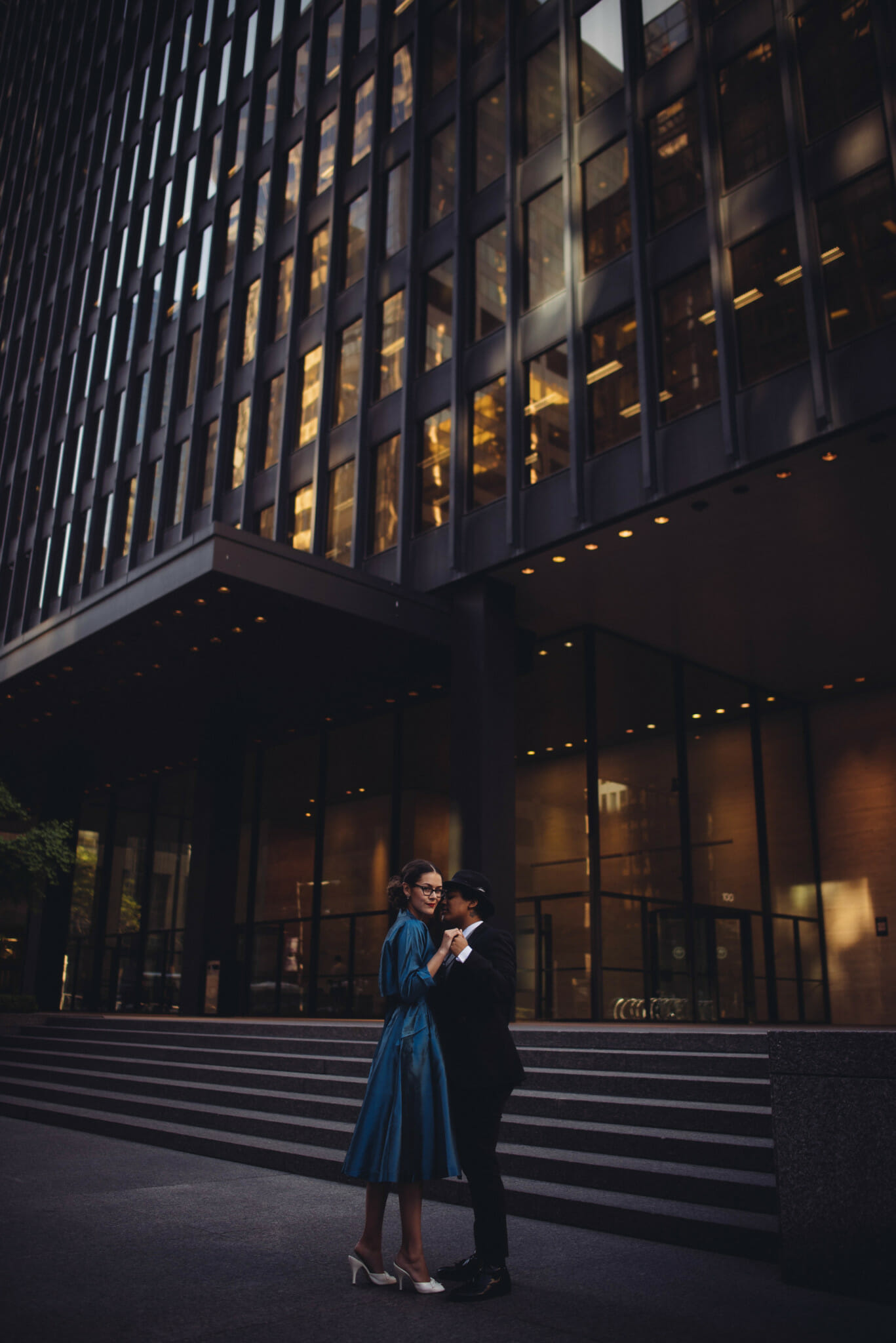 City toronto wedding