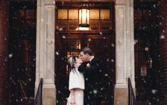 Newcastle Community Hall Wedding - Kathleen & Adam