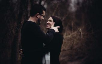 Whitby Engagement Photography at Pringle Creek - Ashley & Alex