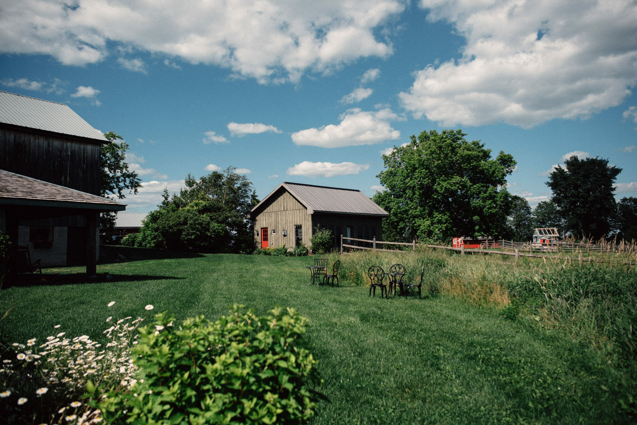 South Pond Farms Wedding Venue Pontypool Kawartha Lakes