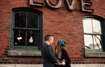 Distillery District Surprise Proposal