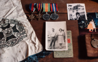 A Thank You to the Grandfather I Never Knew on Remembrance Day
